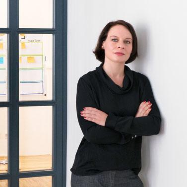 Heike Rehm, Partner der Agentur Unterschied&Macher
