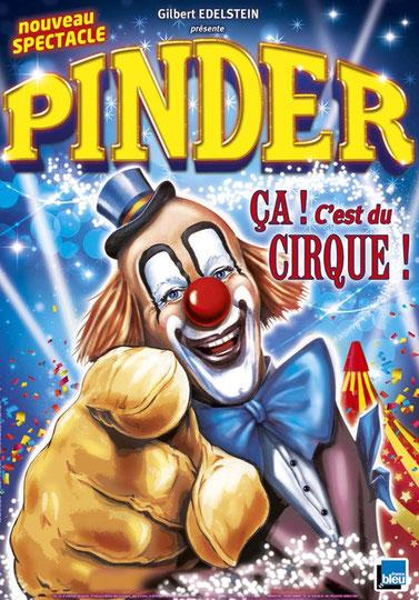 Cirque Pinder Spectacle de Noël à Paris Pelouse de Reuilly pour les CSE