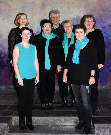 Vorstand Chor Blue Notes e.V. Osburg ab Jan. 2018