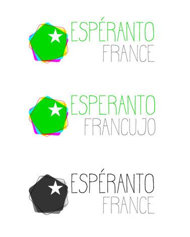 Propono de logo por Esperanto France / Francujo