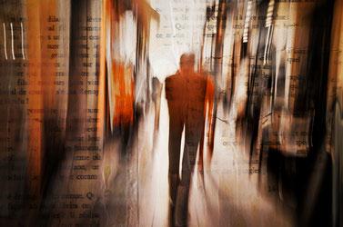 """PHOTOGRAPHIE CONTEMPORAINE : """"Pensées abstraites"""" ©C. Vérani - Tous droits réservés"""