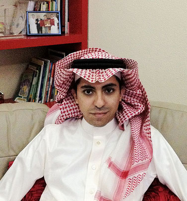 Bildquelle: Wikipedia https://commons.wikimedia.org/wiki/File:Raif_Badawi_cropped.jpg