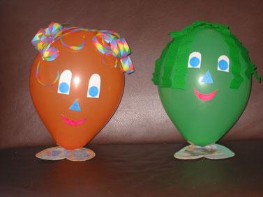 Blog - Der Frosch bloggt - Luftballons
