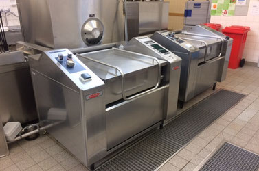 AR-Küchentechnik modernisiert Großküchentechnik in Oberbayern