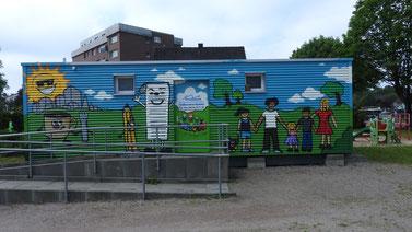 Familienzentrum Glashütte, Sozialwerk Norderstedt e.V. eine Anlaufstelle für Eltern, Kinder, Jugendliche und Familien.