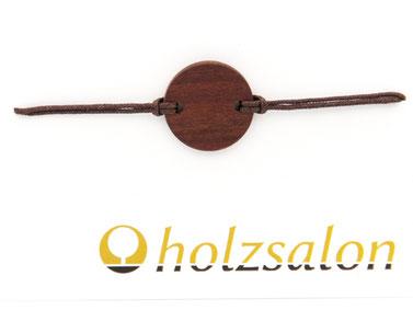 Armband Armbändchen Zwetschkenholz Leni