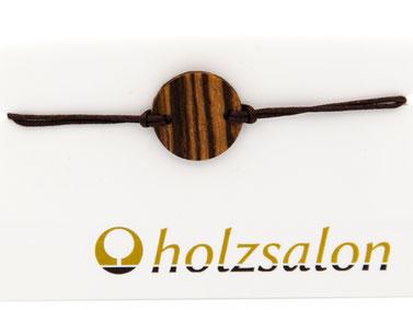 Armband Armbändchen Zebrano Leni