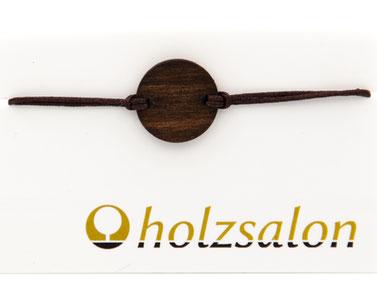 Armband Armbändchen Nussholz Leni