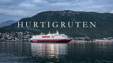 Video: Hurtigruten-Schifffahrt im Sommer durch den Trollfjord