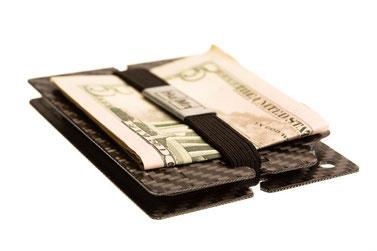 HuMu RFID secure minimalist wallet
