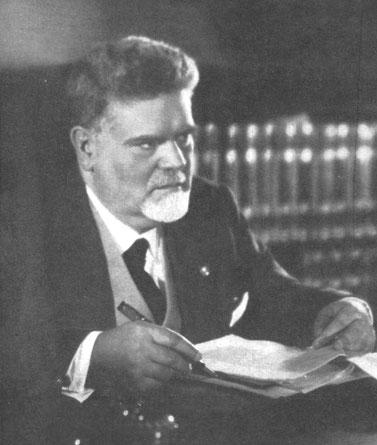 Giovanni Gentile (1875-1944)