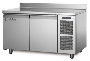 Tiefkühltisch für die Hotel und Gastronomie Küche