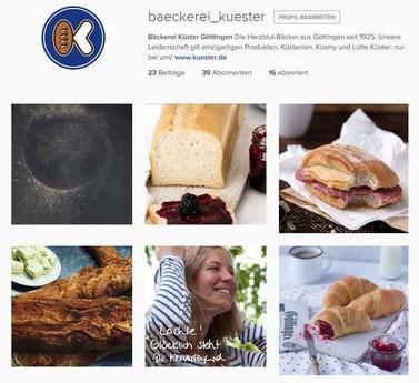 Bäckerei Küster Göttingen Silvester Mitternacht Mitternachtssnack Mitbringsel Snack Fettgebäck Krapfen
