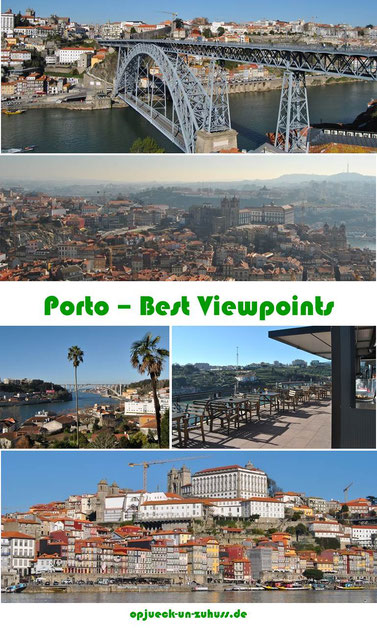 Porto - best viewpoints