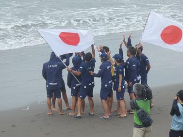 TEAM JAPAN!