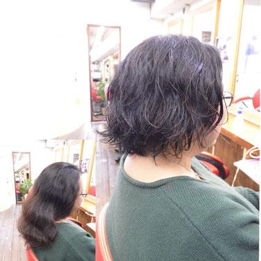 くせ毛カット | 嬉しい声いただきました(口コミ) 横浜で人気の美容室YUME-YUI~夢結~
