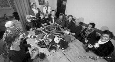 Frauengruppe der Prot. Pfarrei Altenkirchen