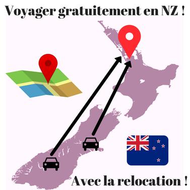 voyager gratuitement en Nouvelle-Zélande avec la relocation