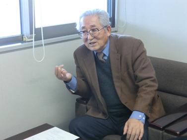 一関市体育協会 会長 佐山昭助さん