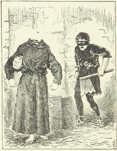Volkssagen, Volksglauben über kopflose Geister - Märchen und Sagen