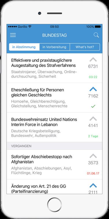 DEMOCRACY Deutschland e.V.  - Weil deine Stimme zählt!