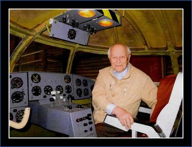 |d&b.o.|, ig luftfahrt 152, Dresden , Flugkapitän Gerhard Güttel  Ing. habil. Helge Bergander