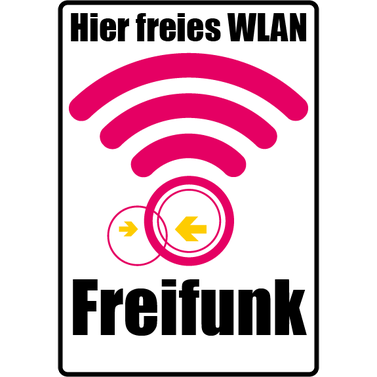 Bäckerei Küster Göttingen freies WLAN Freifunk Goettingen