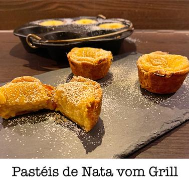 Pancake vom Grill