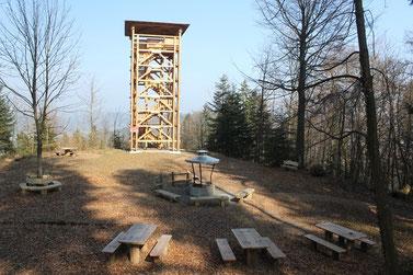 Riesbergturm bei Murrhardt