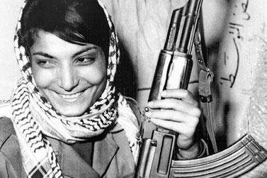 Laila Khaled, PFLP