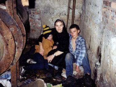 Gadebørn i Ukraine