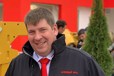 Stefan Kamps - Geschäftsführer, SEPPI M. Deutschland