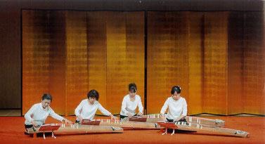 茨城県三曲協会,茨城県,琴,伝統文化,伝統音楽,根本玉登恵