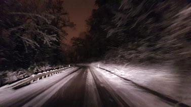 Transportbegleitung bei Tag und Nacht völlig Wetter unabhängig in ganz Europa.