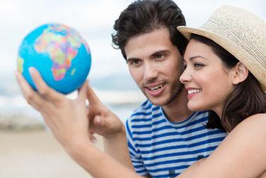 Langzeit-Auslandskrankenversicherung vergleichen und besondere Backpacker Reiseziele entdecken
