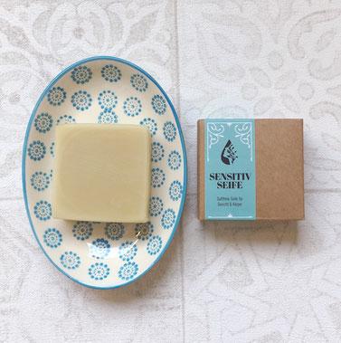 Sensitiv-Seife aus der BioBalsam Manufaktur