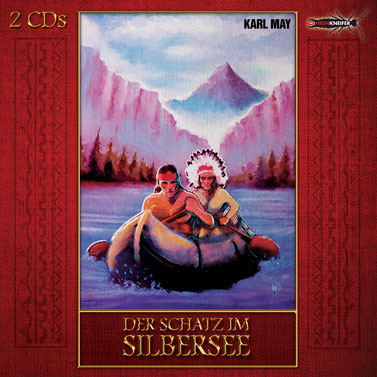 CD-Cover Karl May: Schatz im Silbersee, Ohrenkneifer