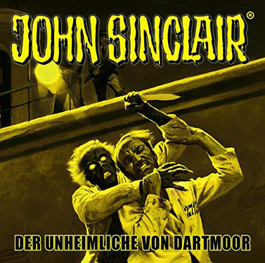 CD-Cover John Sinclair Sonderedition - Folge 13 - Der Unheimliche von Dartmoor