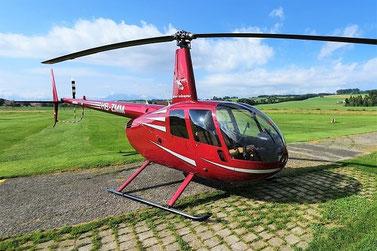 Elite Flights, Robinson R44, HB-ZMM, Helikopter-Flotte Luzern-Beromünster, Grenchen, Basel
