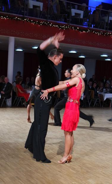 Andras Koops / Laura van der Galiën (Niederlande) - Publikumsliebling