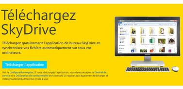 Télécharger SkyDrive