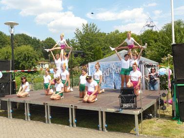 Tanzgarde der Großen Osterfelder KG