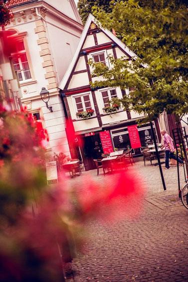 Café zum kleinen Häuschen in Soest