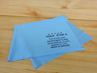 Glasswonder Krallenbesen Aqua Star