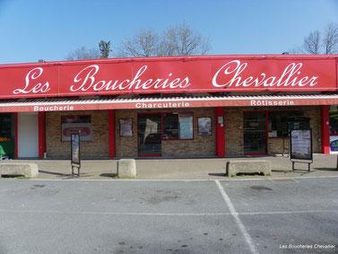 Les Boucheries Chevallier, Boucherie, Charcuterie, Rôtisserie