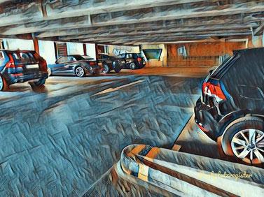 parkhaus flughafen stuttgart