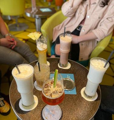 AIDAsol Bar