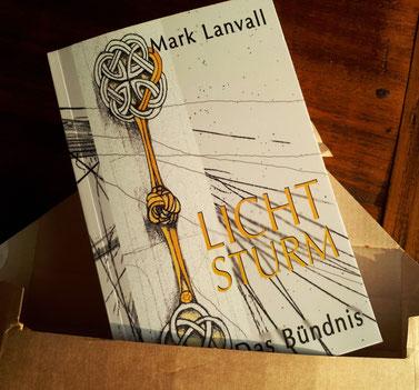 Mark Lanvalls Lichtsturm IV als Taschenbuch
