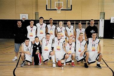 U19 Vize-Schweizer Meister 2001/2002