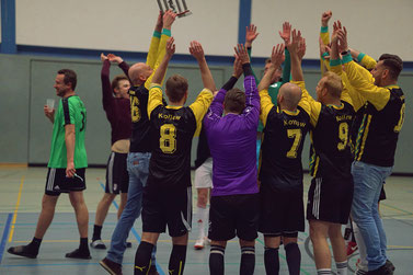 Das Siegerteam: Die Biber Brüder